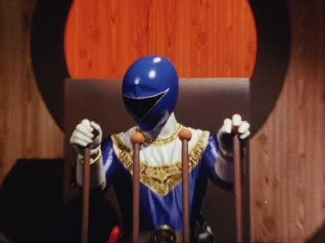 Super Sentai Season 19 :Episode 21  The Storm-Calling Kendama