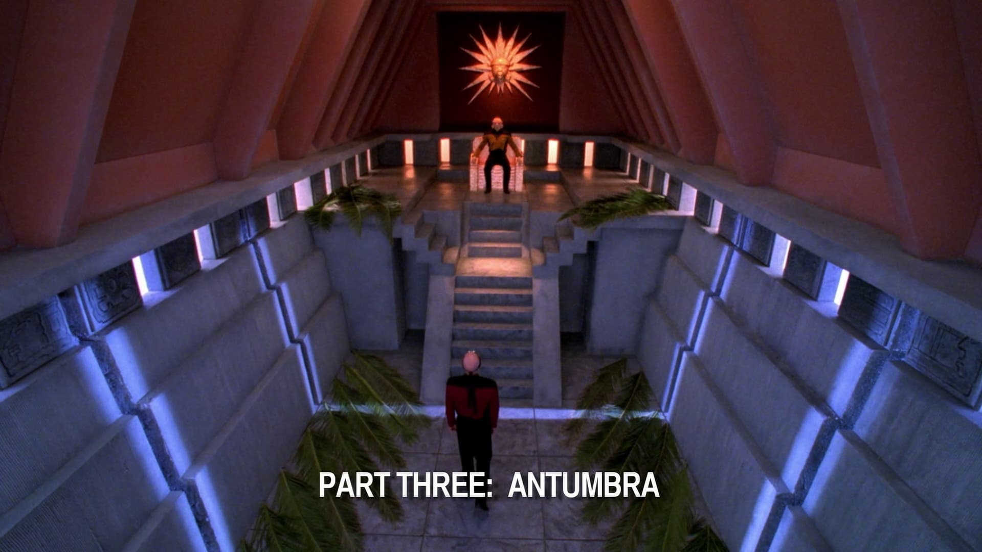 The Sky's The Limit: The Eclipse of Star Trek TNG - Part 3: Antumbra-Azwaad Movie Database