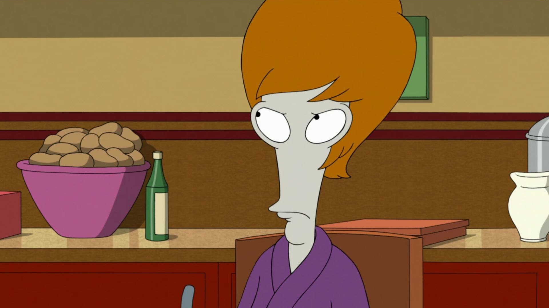 American Dad! Season 11 :Episode 2  A Boy Named Michael