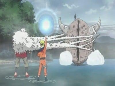 Naruto Shippūden Season 9 :Episode 188  Record of the Ninja Gutsy Master and Student