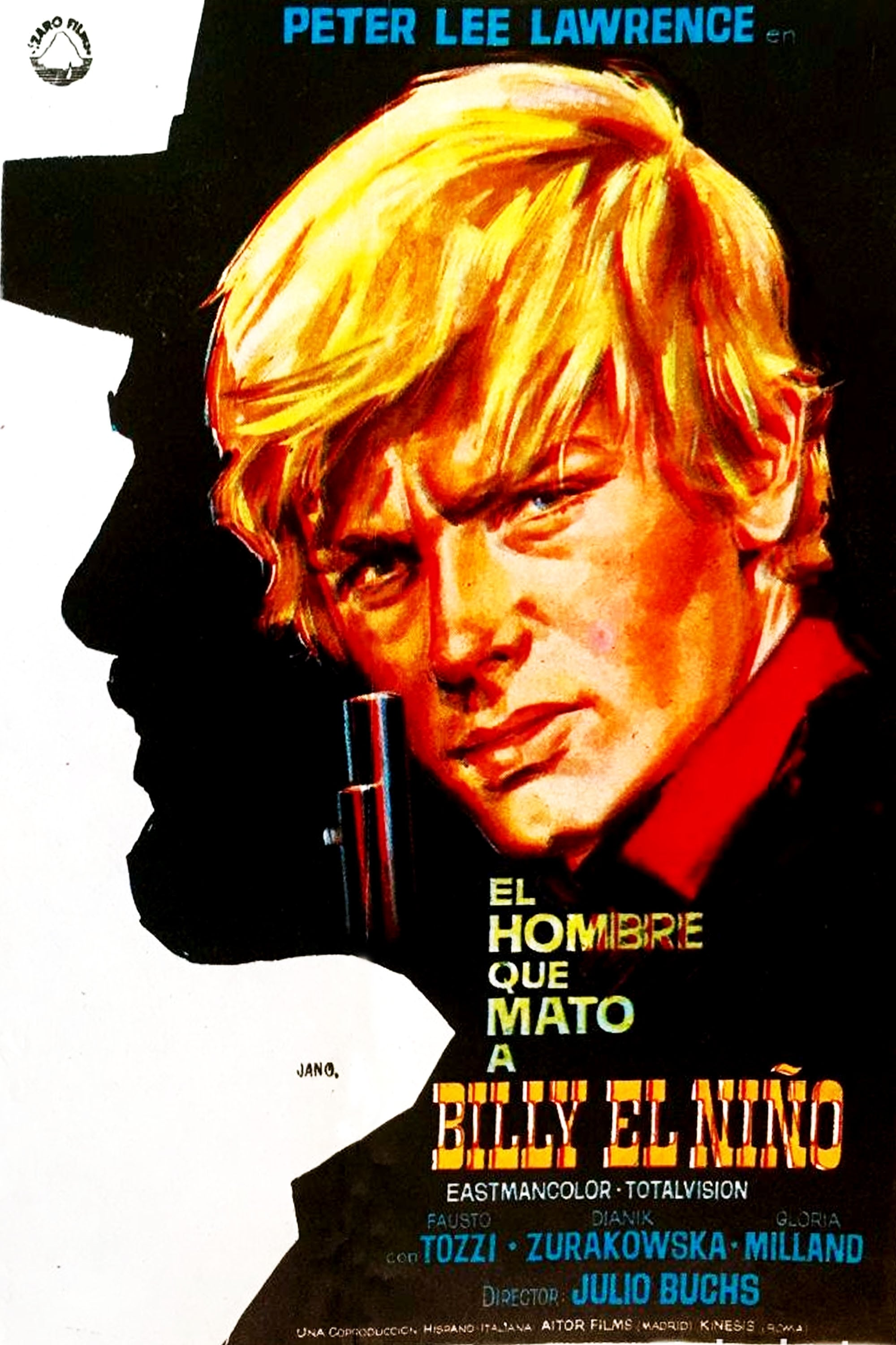 The Man Who Killed Billy the Kid (1967)