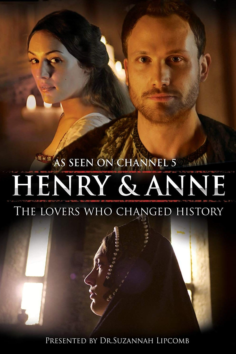 Henry and Anne: The Lovers Who Changed History TV Shows About Henry Viii