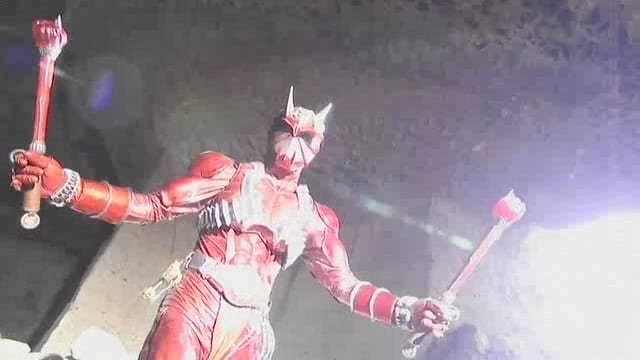 Kamen Rider Season 15 :Episode 24  Burning Crimson
