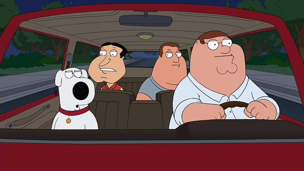 Family Guy Season 10 :Episode 17  Forget-Me-Not