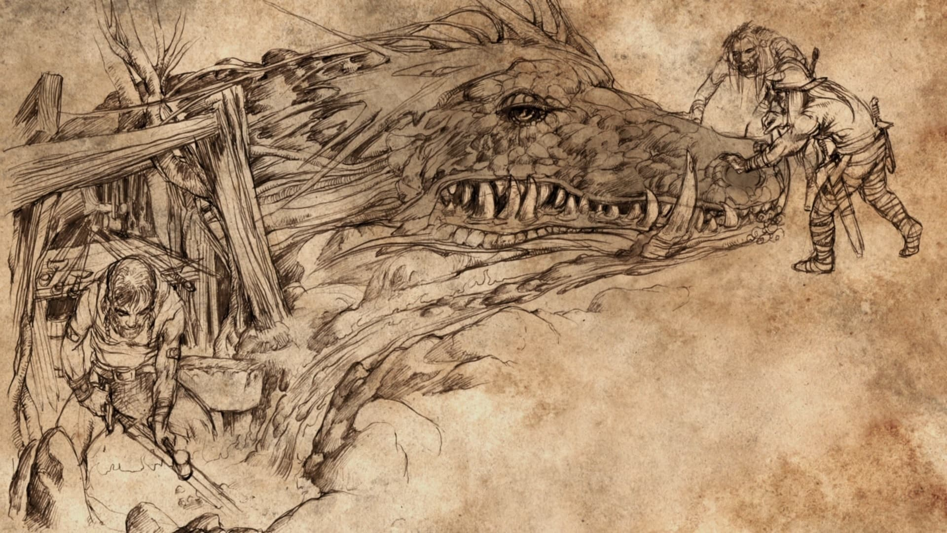 Game of Thrones Season 0 :Episode 63  Histories & Lore: Valyria and the Dragons