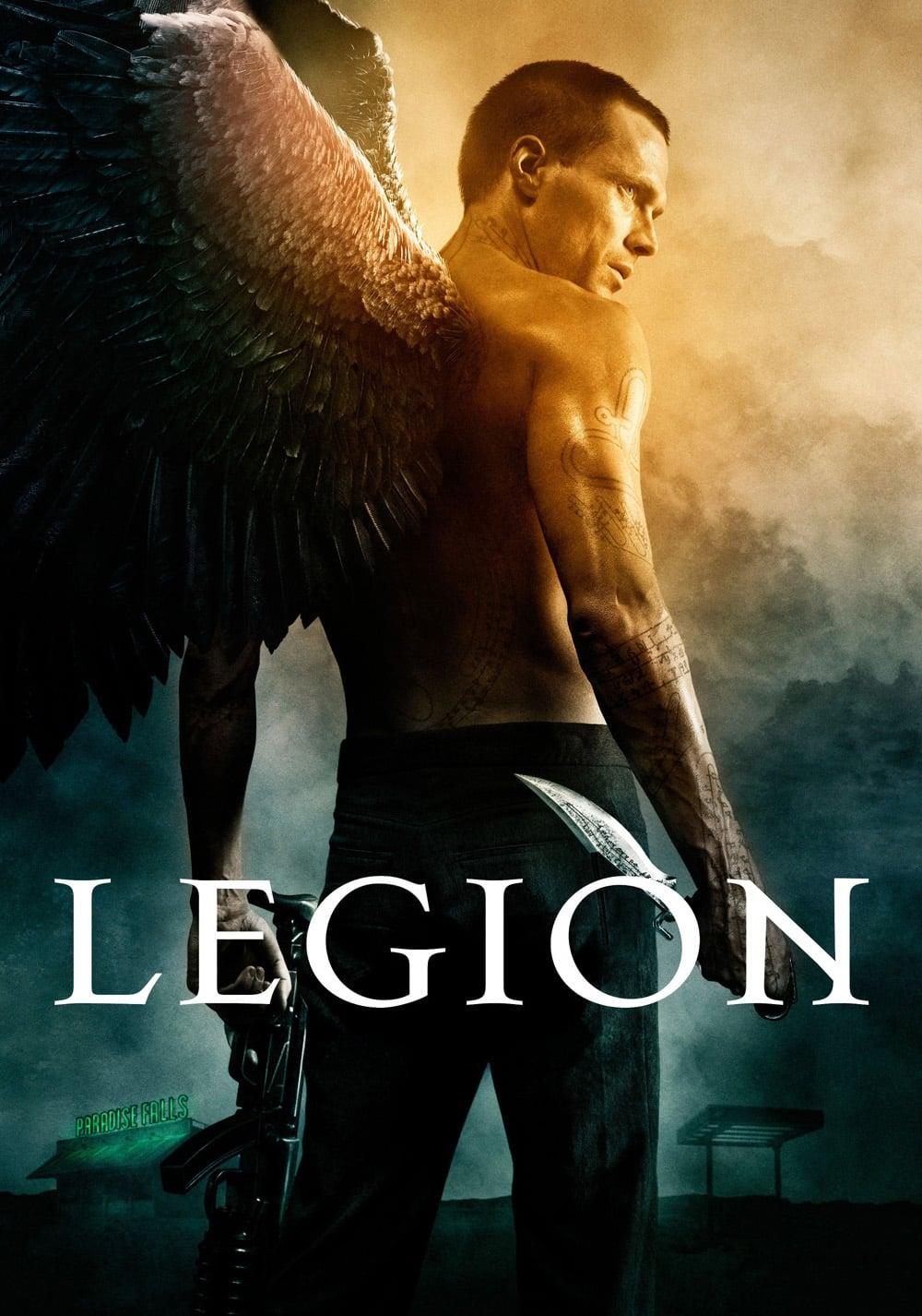 Legión de angeles