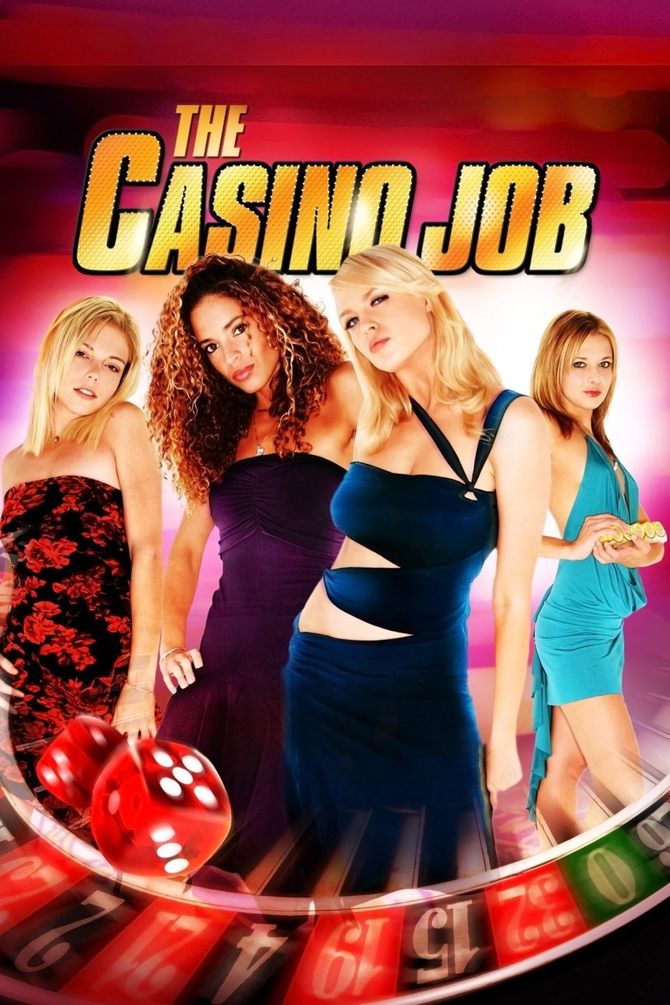 The Casino Job on FREECABLE TV