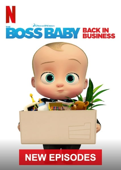 The Boss Baby: Back in Business: Season 3 (2020)