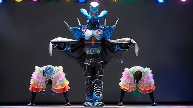 Super Sentai Season 43 :Episode 42  Stage of the Decisive Battle