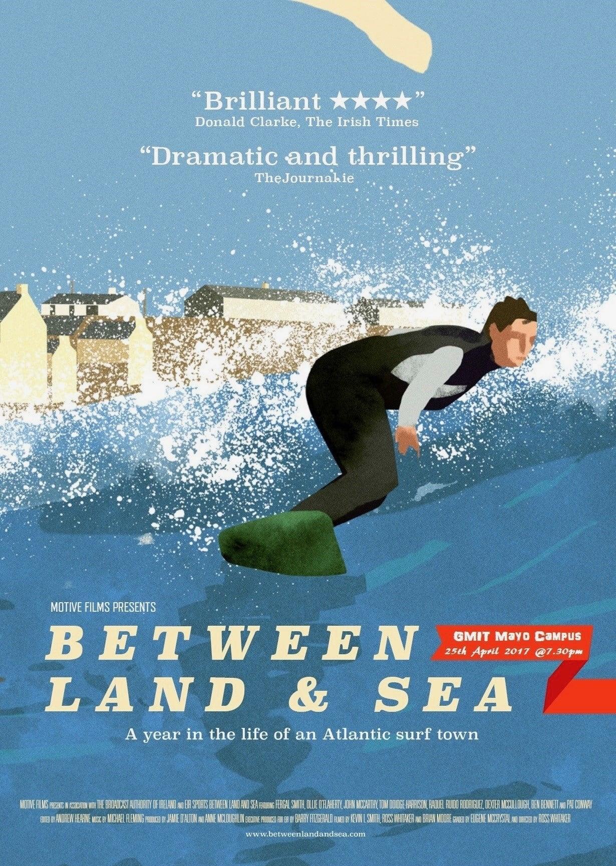 Ver Between Land and Sea Online HD Español (2016)