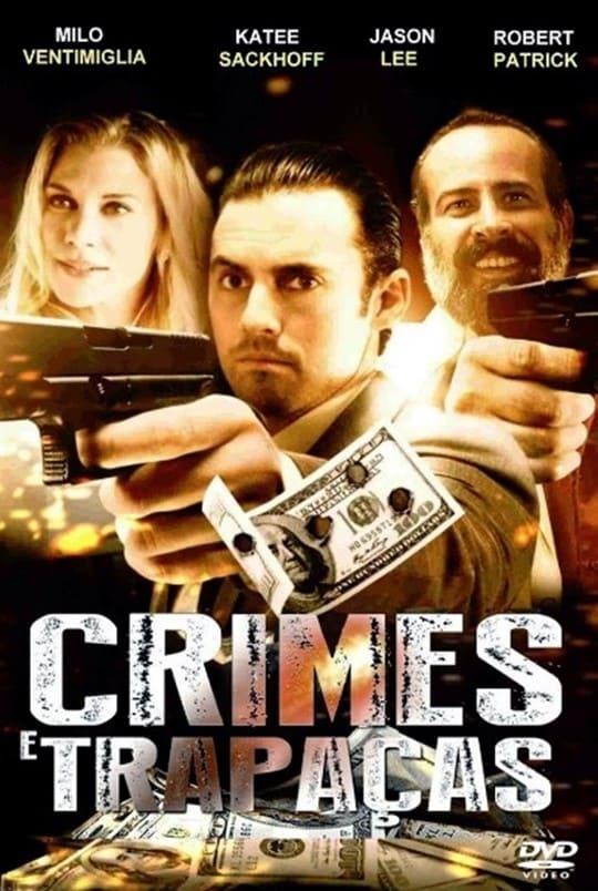 Crimes e Trapaças poster, capa, cartaz