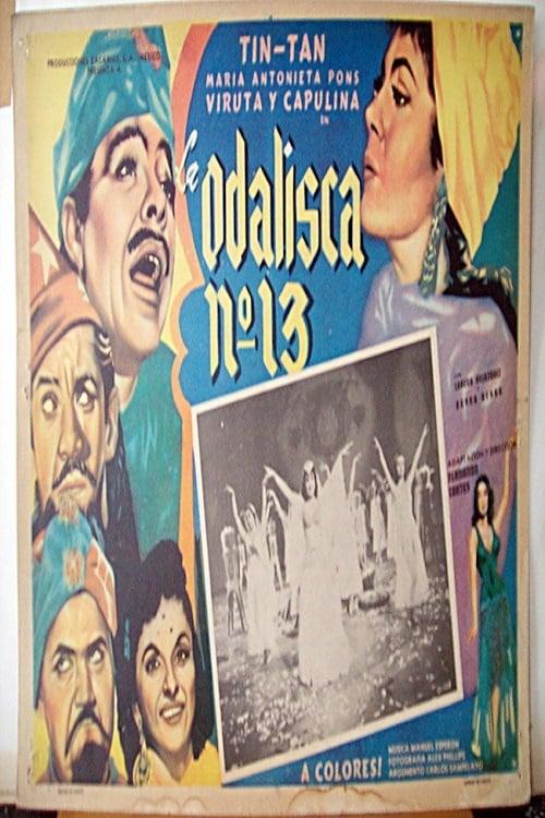 Ver La odalisca No. 13 Online HD Español ()