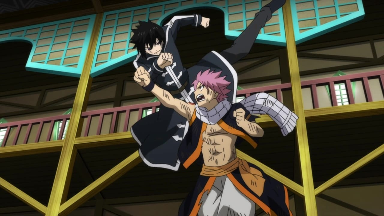 Streaming Fairy Tail: S8 - Ep  40 (Ep  317) Sub Indo Online