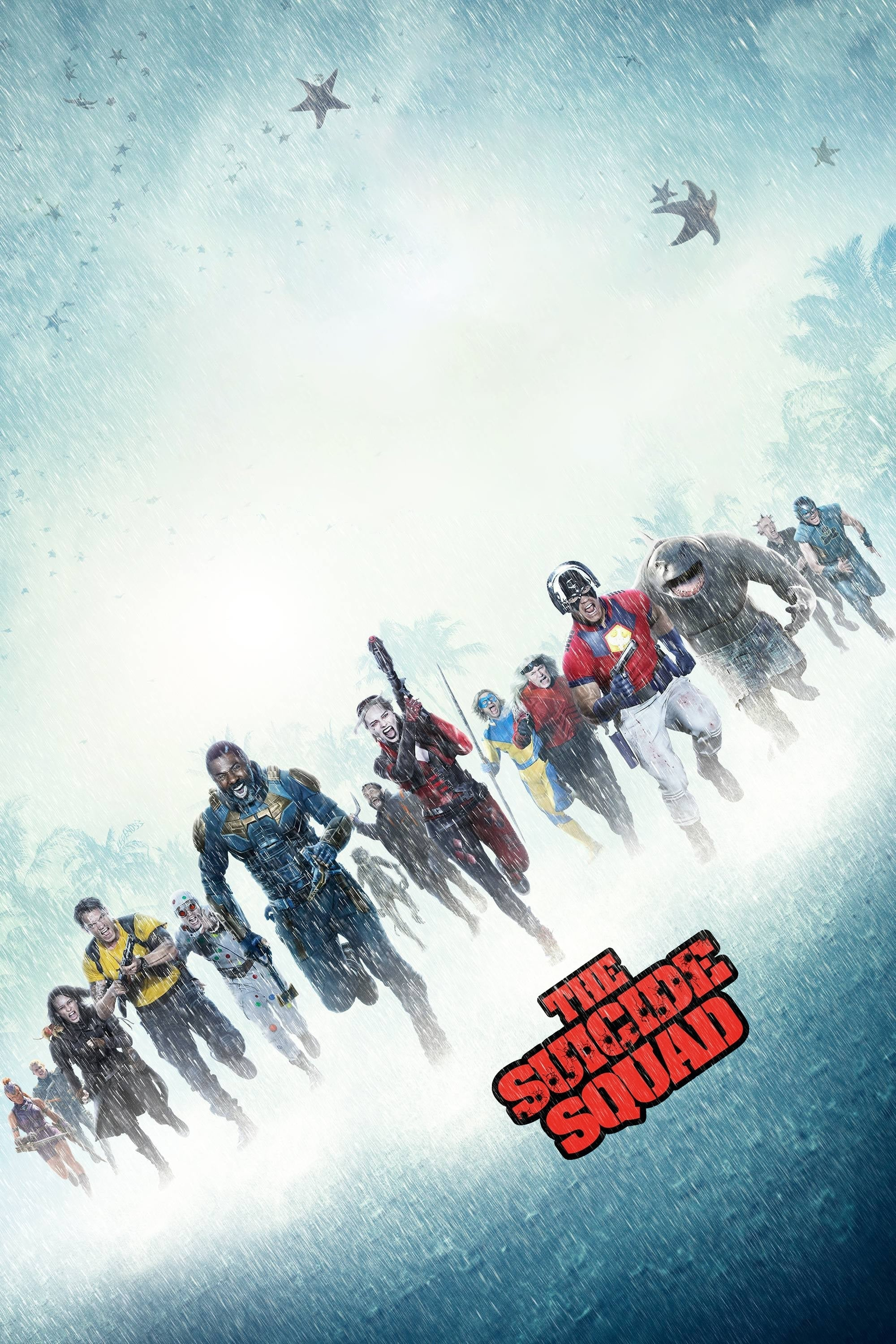 Poster and image movie The Suicide Squad