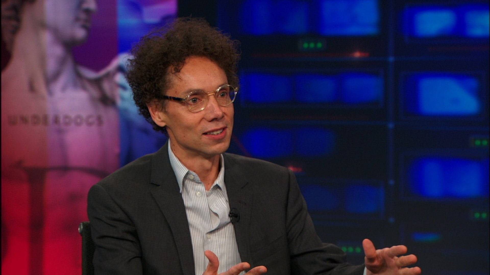 The Daily Show with Trevor Noah Season 19 :Episode 10  Malcolm Gladwell