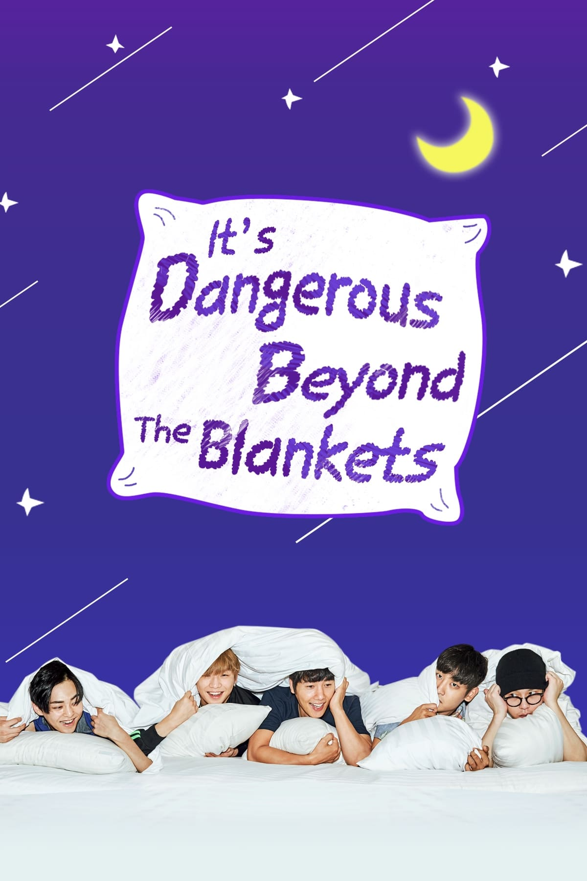 It's Dangerous Beyond The Blankets