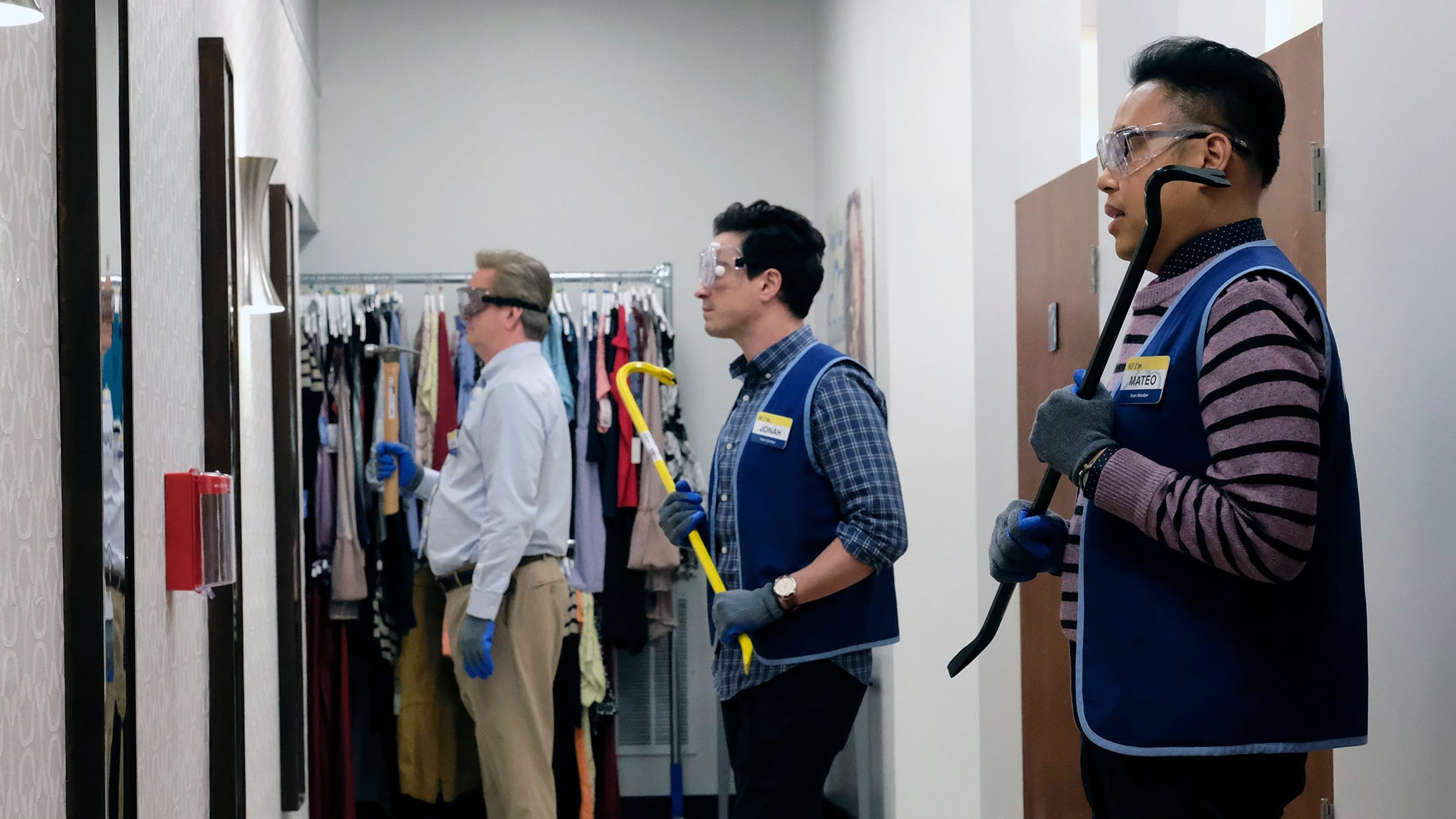 Superstore Season 4 :Episode 14  Minor Crimes