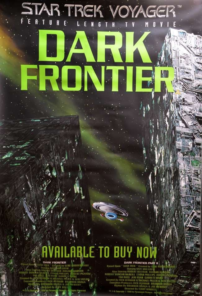Star Trek Voyager: Dark Frontier (1999)