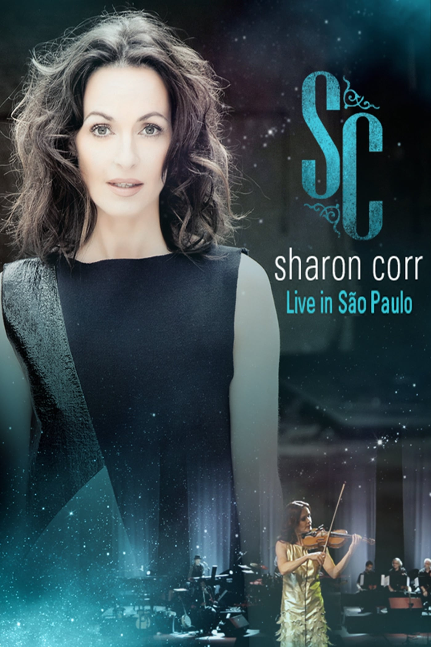 Sharon Corr: Live in São Paulo on FREECABLE TV