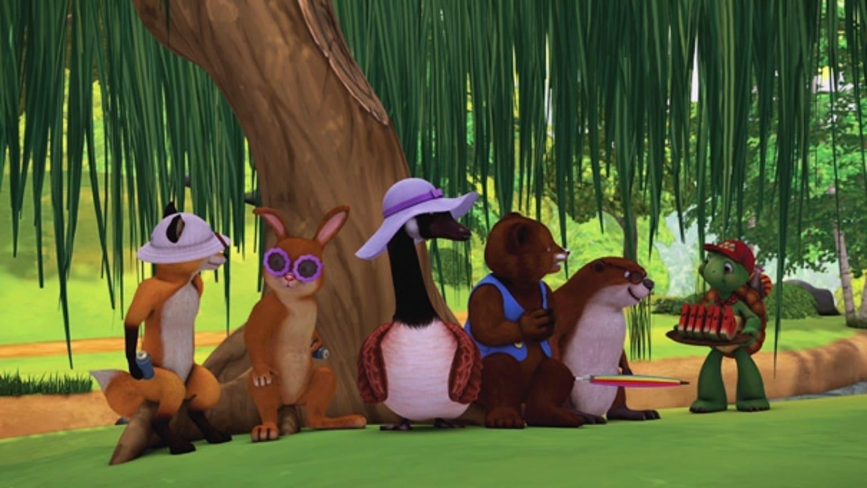 Franklin et ses amis - c'est super l'école (2012)