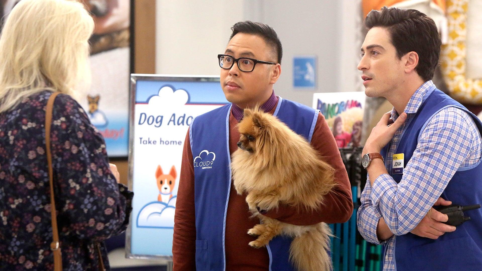 Superstore Season 2 :Episode 6  Dog Adoption Day