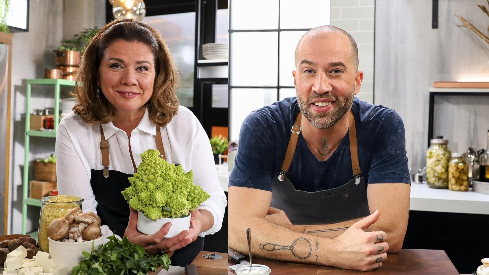 5 chefs dans ma cuisine Season 1 :Episode 54  Episode 54