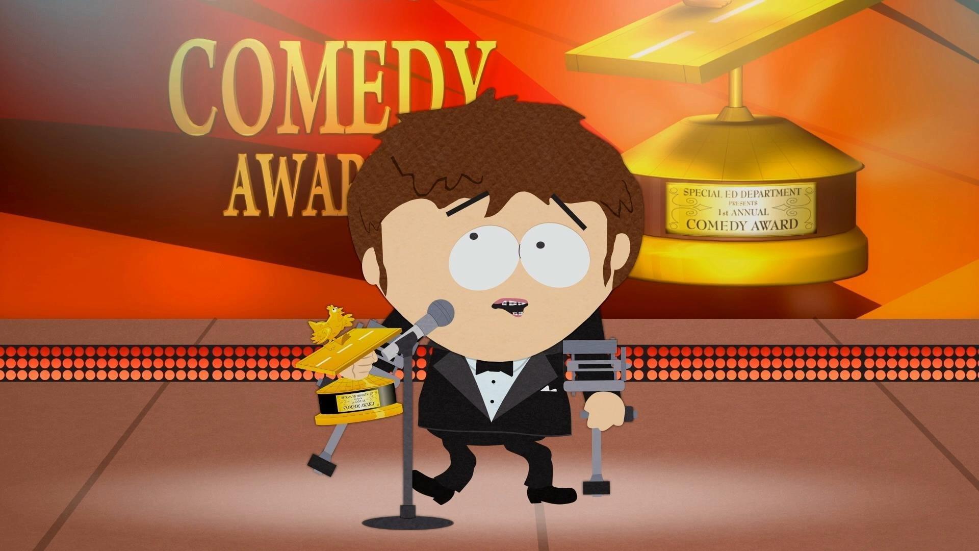 South Park Season 15 :Episode 2  Funnybot
