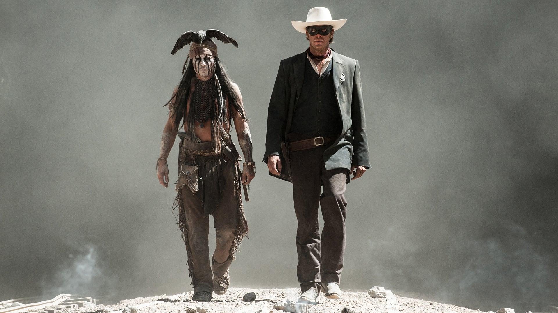 Lone Ranger : Naissance d'un héros (2013)