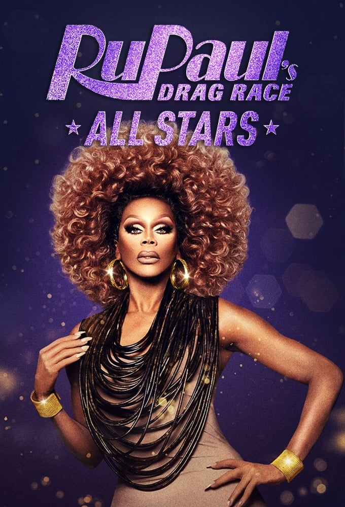 Rupaul's Drag Race All Stars
