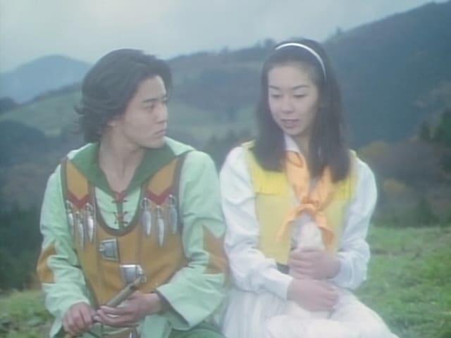 Super Sentai Season 22 :Episode 46  Wind of Anger