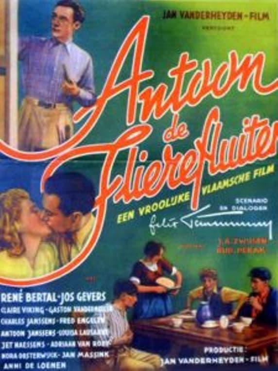 Ver Antoon, de flierefluiter Online HD Español (1942)