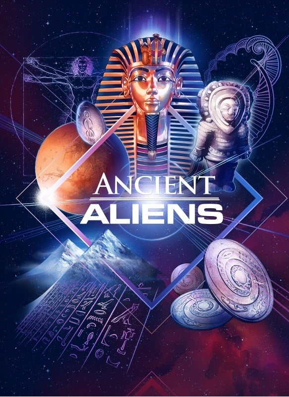 ancient aliens staffel 8 deutsch