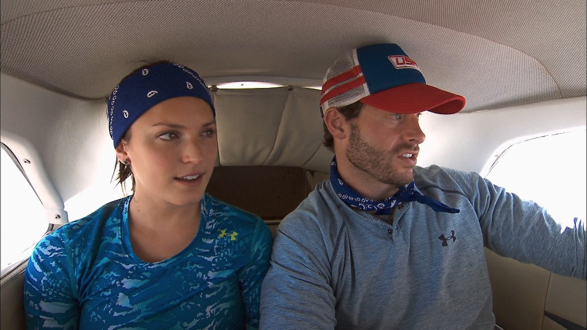 The Amazing Race Season 26 :Episode 7  Back in Business/Moment of Truth