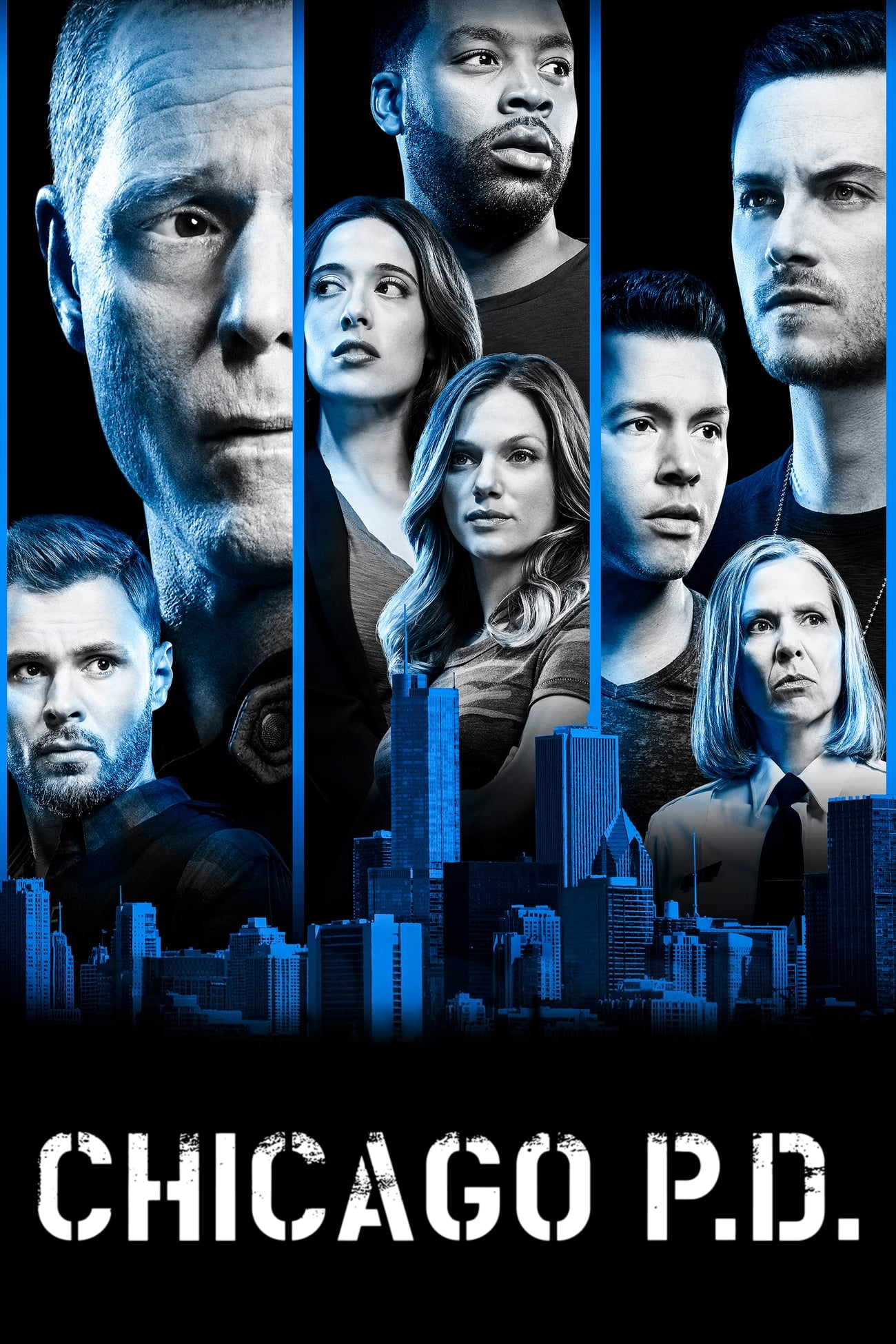 Chicago Pd Poster