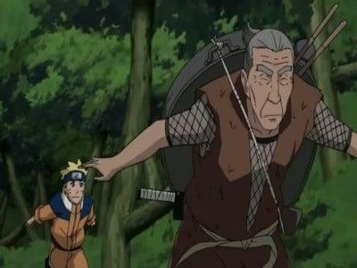 Naruto Shippūden Season 9 :Episode 190  Naruto and the Old Soldier