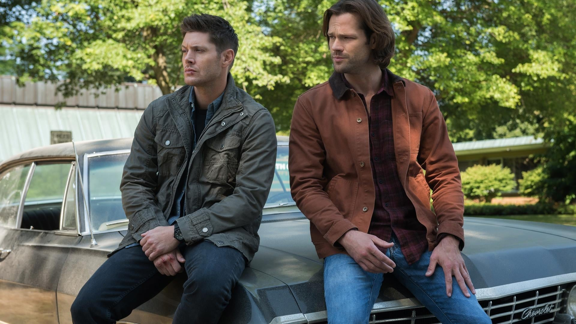 Supernatural Season 13 :Episode 1  Lost and Found