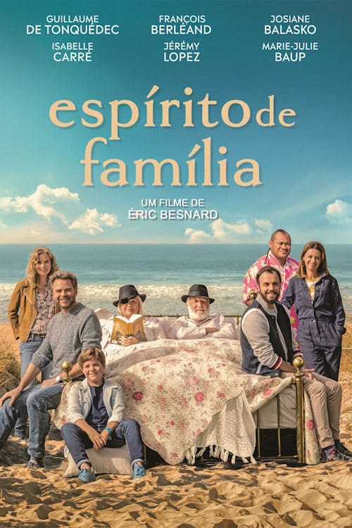 Espírito de Família Dublado