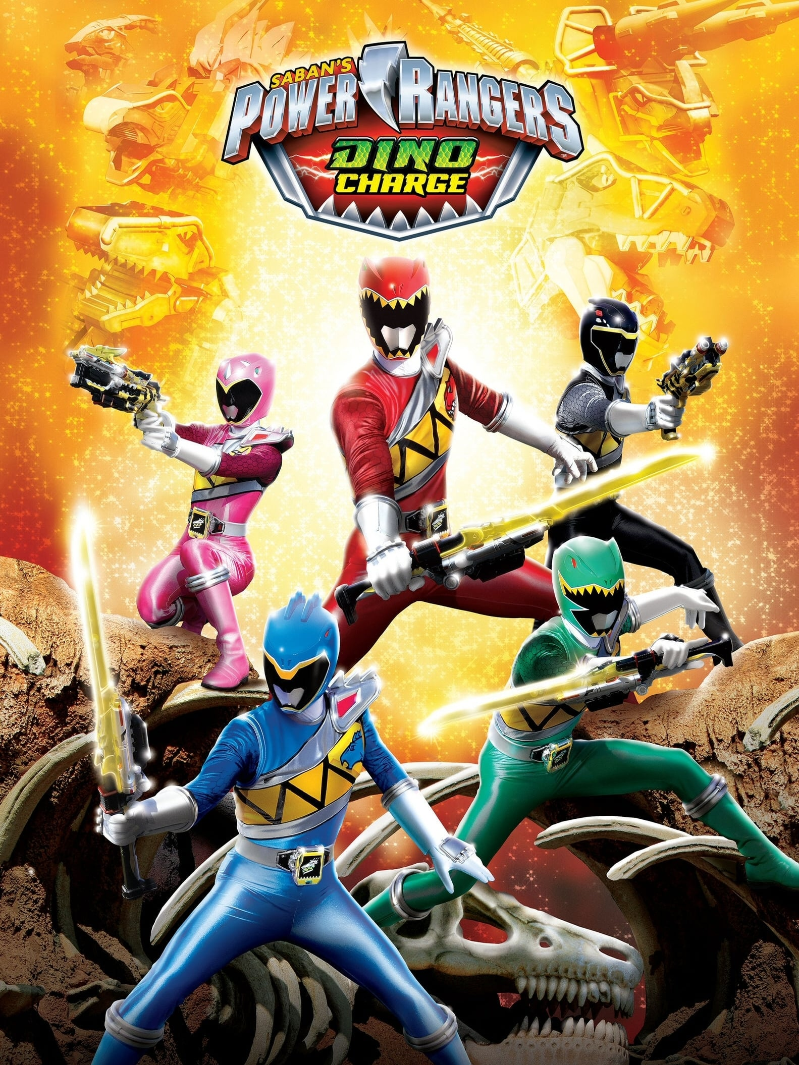 Power Rangers Season 22