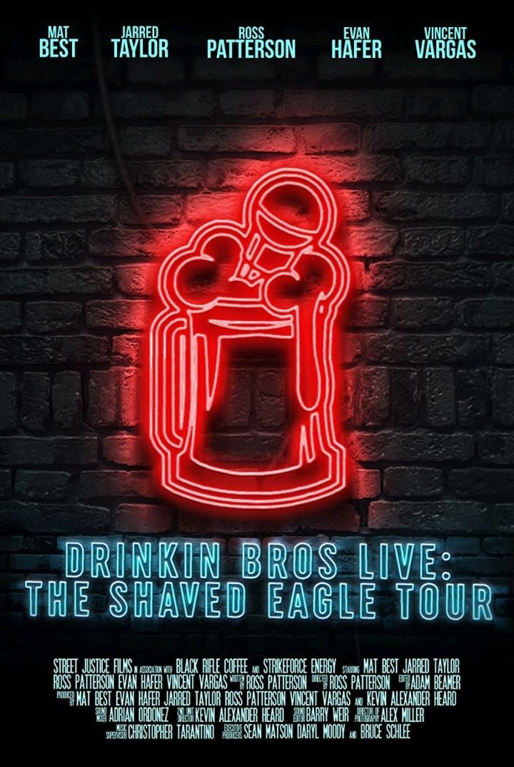 Ver Drinkin' Bros Live: The Shaved Eagle Tour Online HD Español ()
