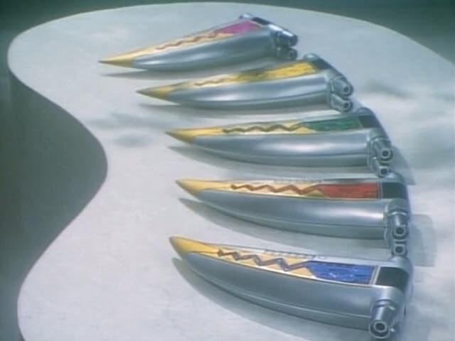 Super Sentai Season 22 :Episode 5  The Deadly Kiba Blades