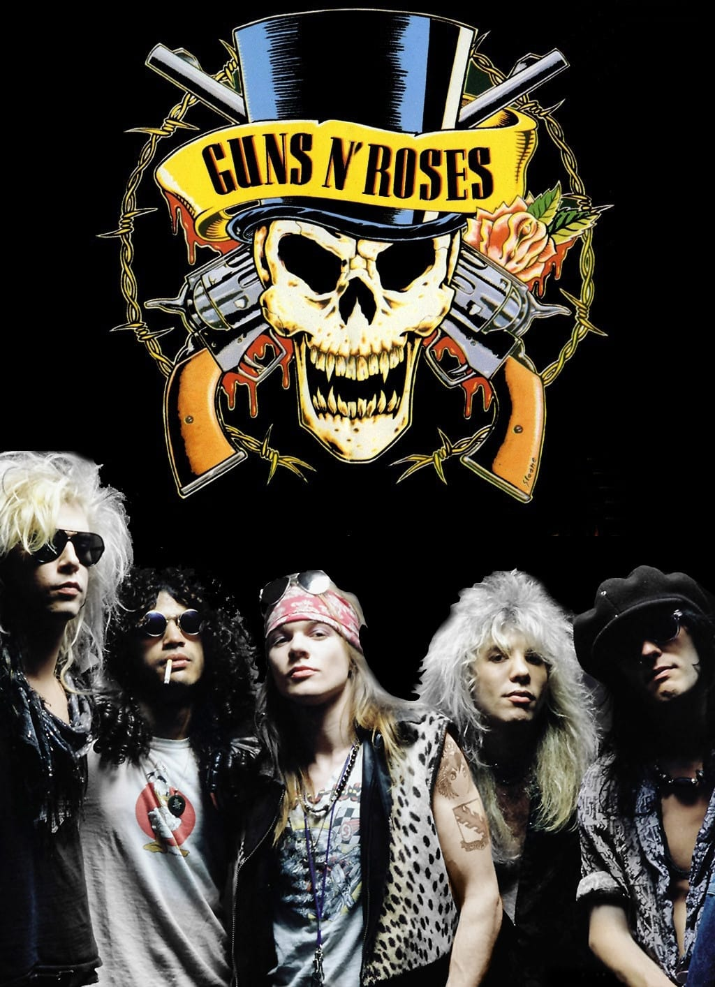 watch guns n roses movies online streaming film en