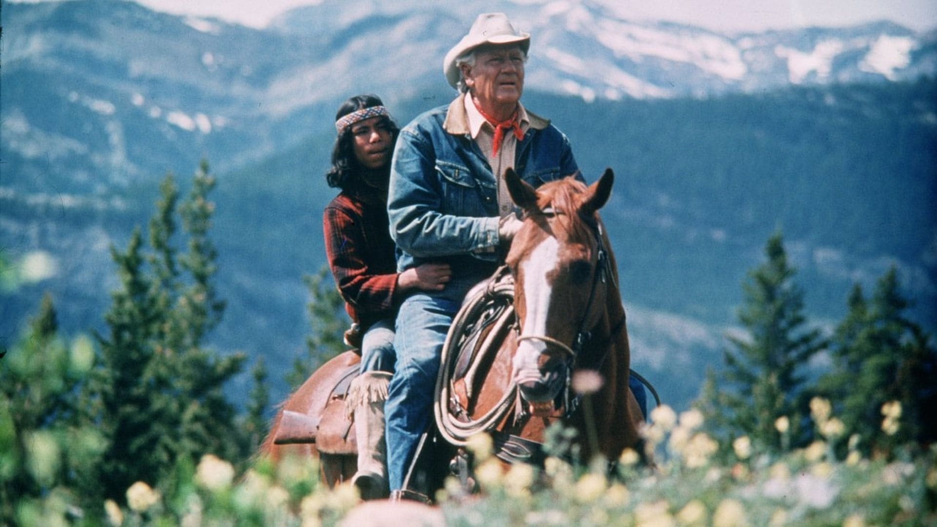 Mustang Country (1976)