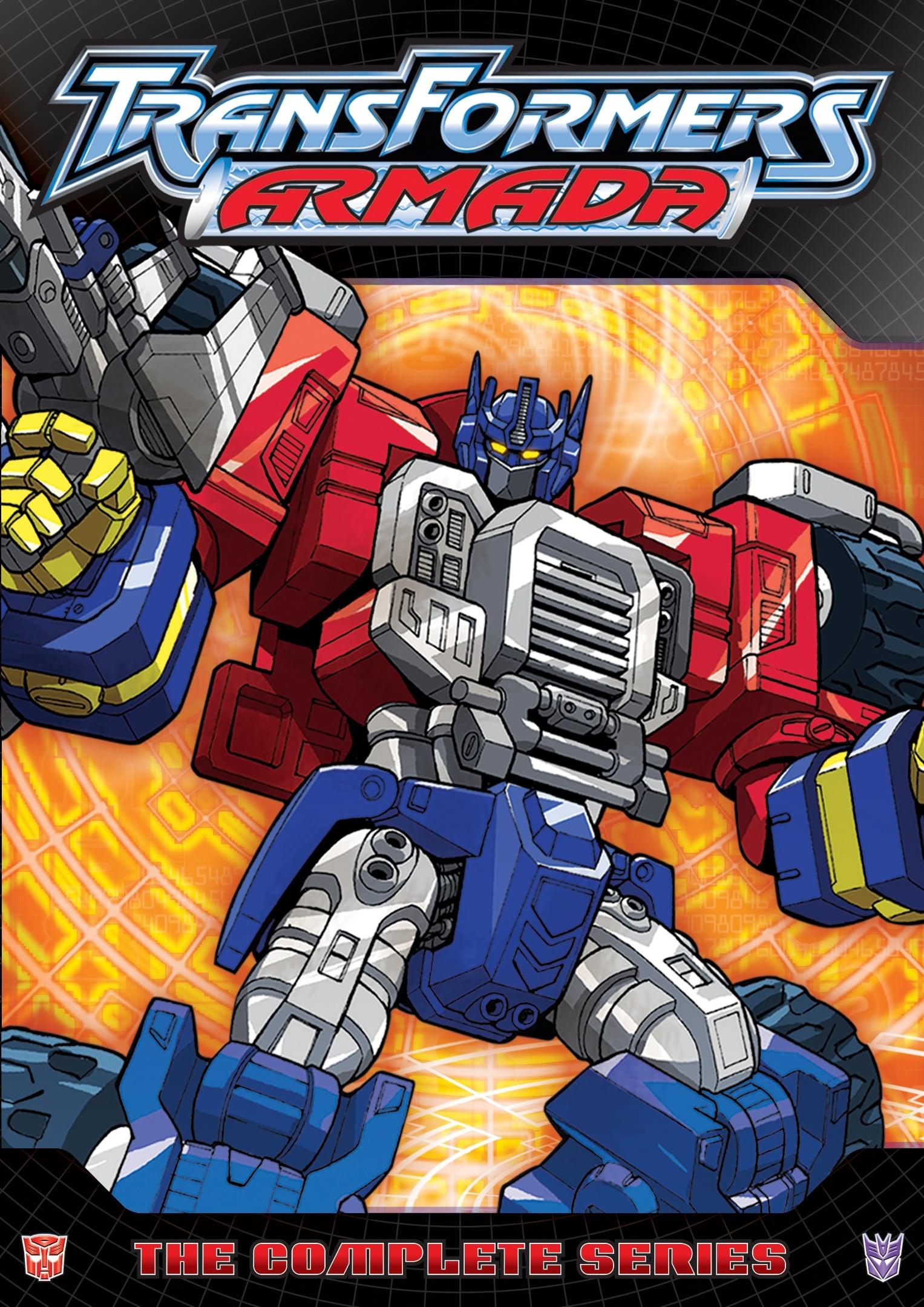 Transformers: Armada (2002)