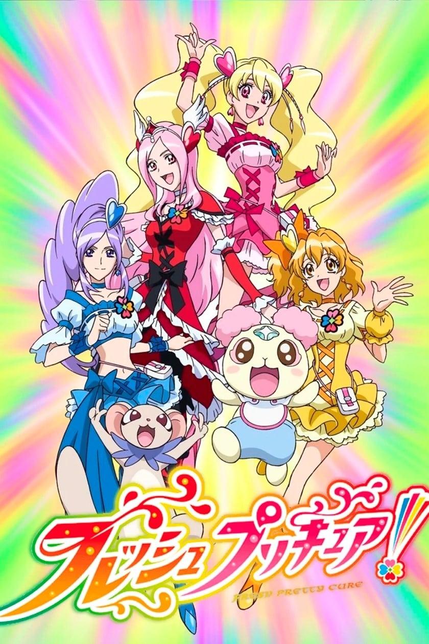 Fresh Pretty Cure! (2009)