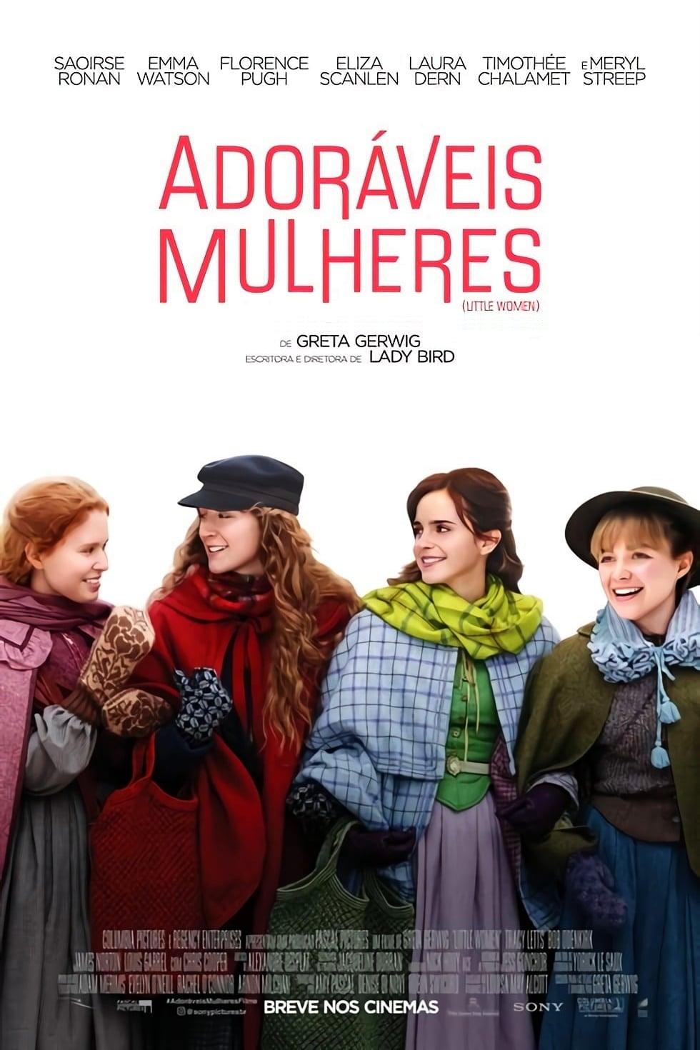 assistir filme adoráveis mulheres
