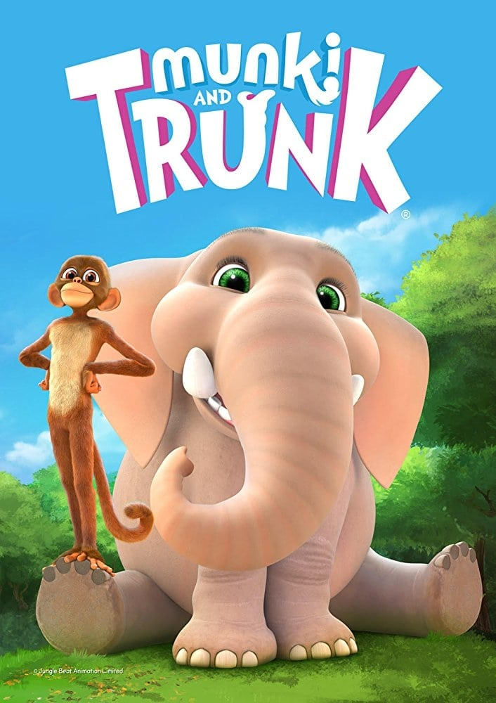 Munki and Trunk TV Shows About Jungle