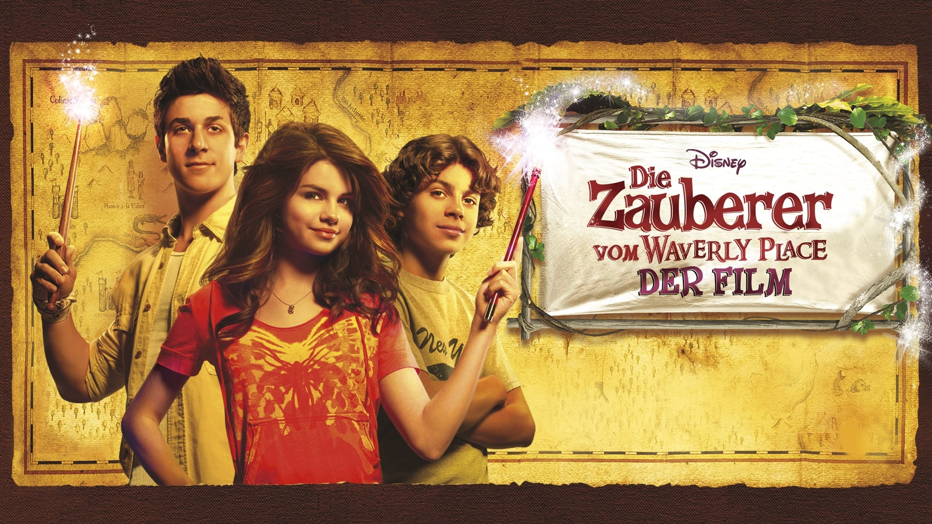 Wizards of Waverly Place: The Movie