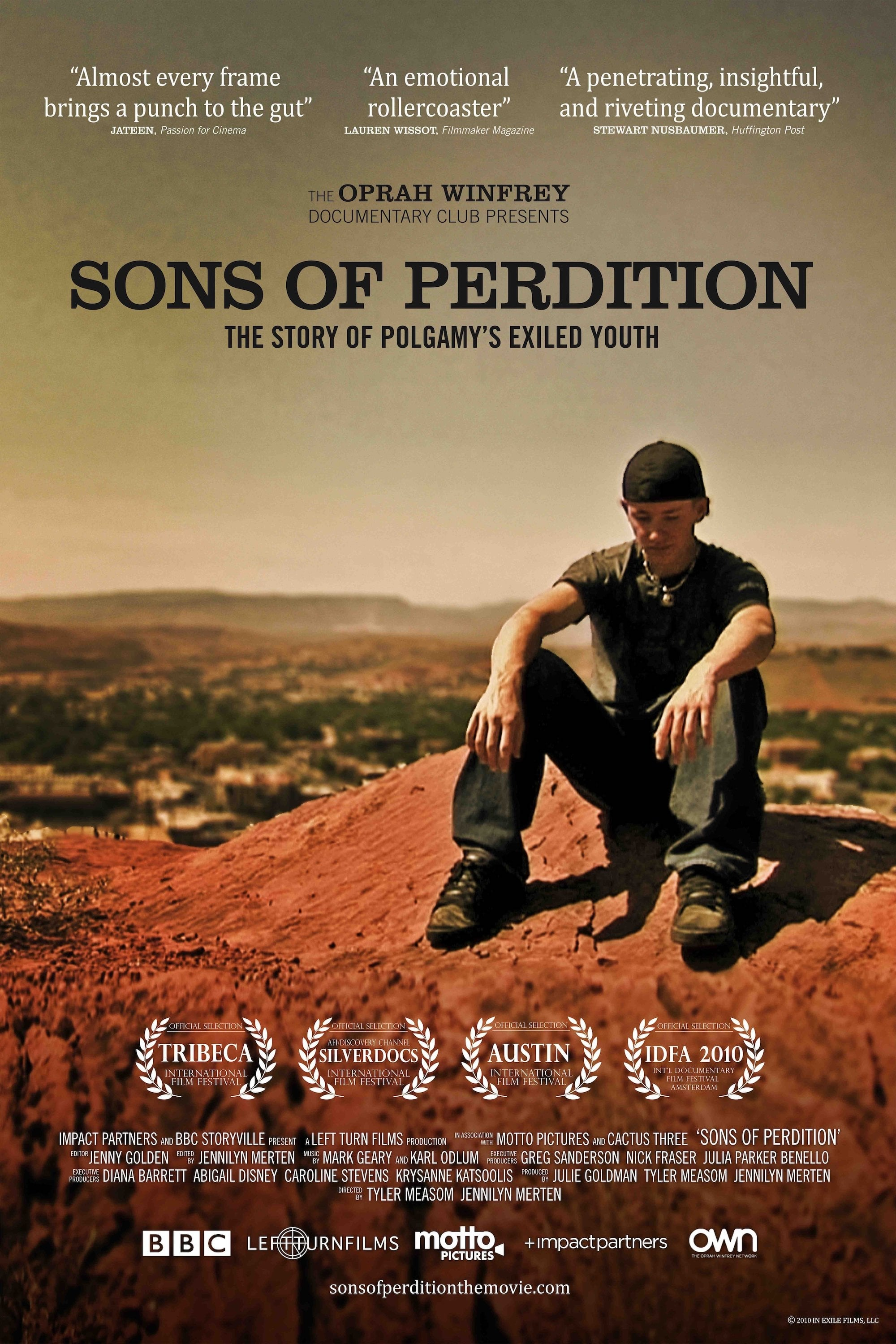 Sons of Perdition on FREECABLE TV