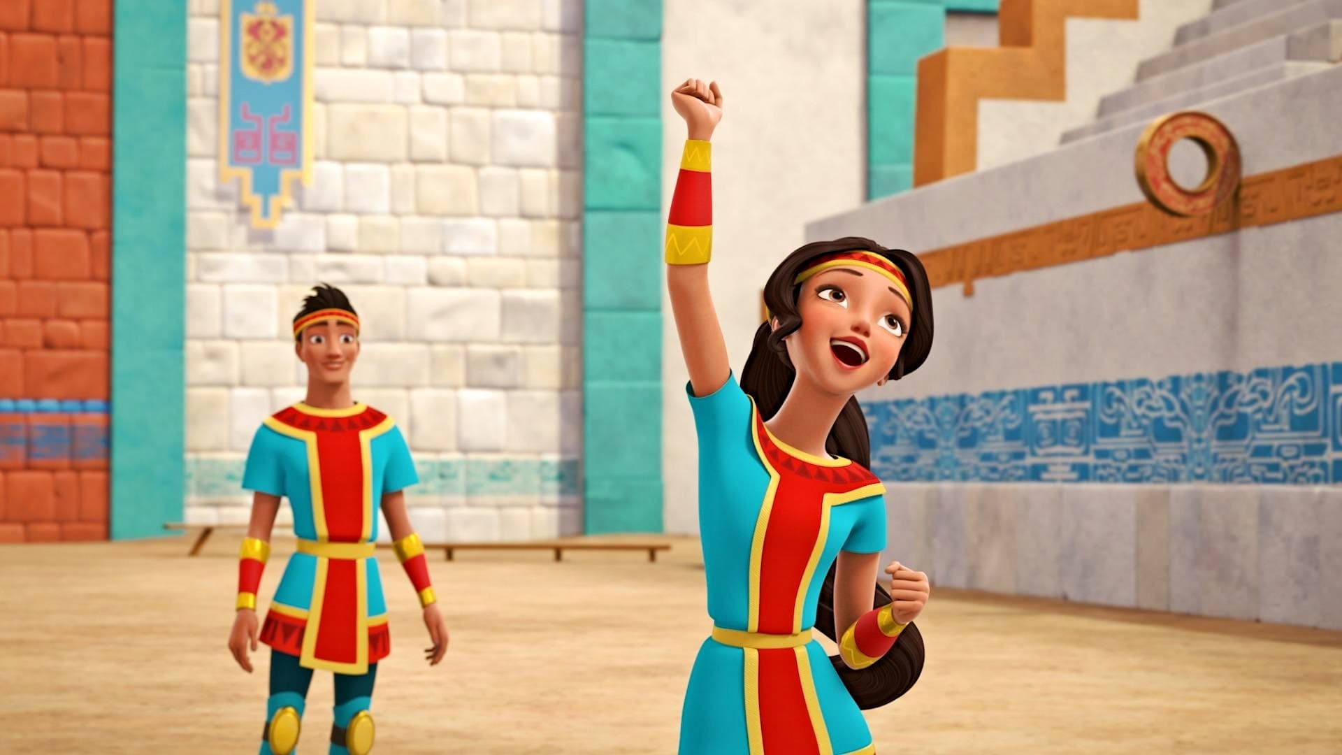 Elena of Avalor Season 1 :Episode 13  Olaball