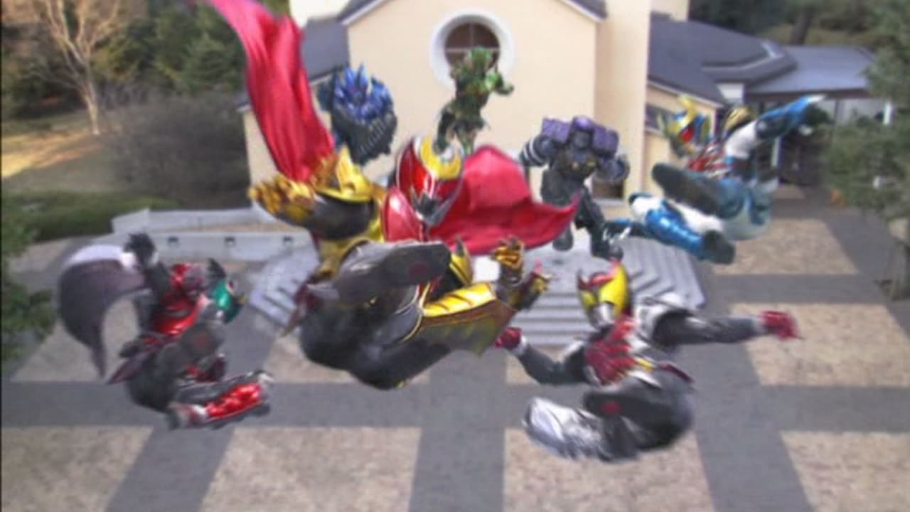 Kamen Rider Season 18 :Episode 48  Finale: The Inheritors of Kiva